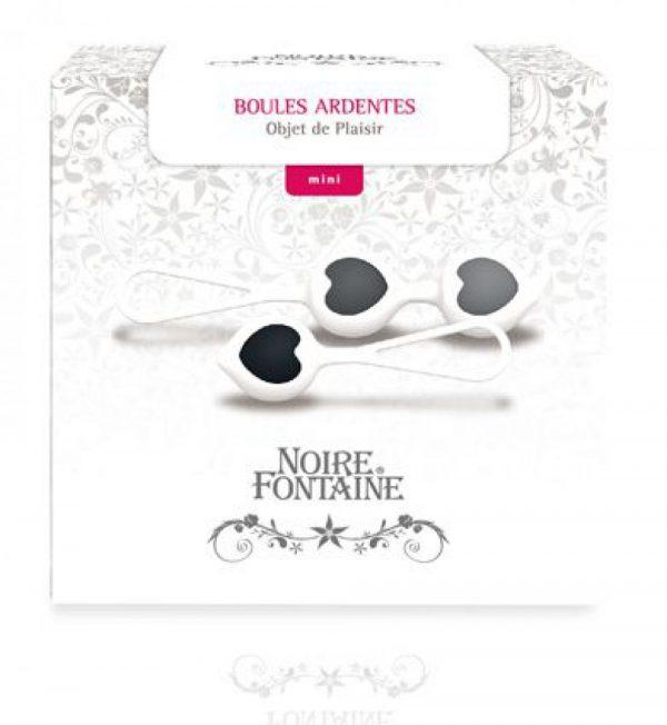 Boules Ardentes Mini wit verpakking