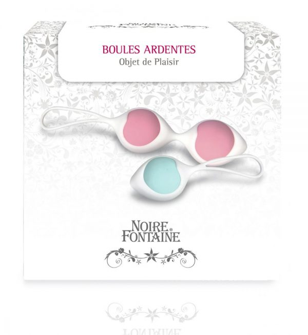Boules Ardentes Light - verpakking