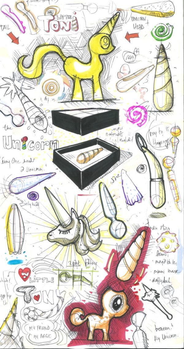 sketches_unicorn